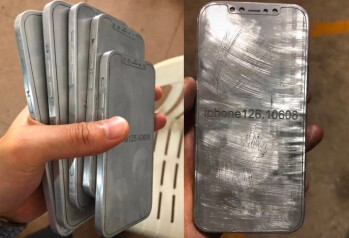Molds allegedly showing the design of the iPhone 12 series - Take a look at these molds showing off the classic design of the 5G Apple iPhone 12 line