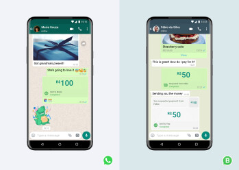 You can send money to friends or pay for goods and services - Payments can now be made through WhatsApp in one country, more to come