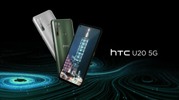 The HTC Desire 20 Pro and U20 5G are official: HTC is back in the game, or is it?