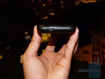 Motorola DROID BIONIC Hands-on