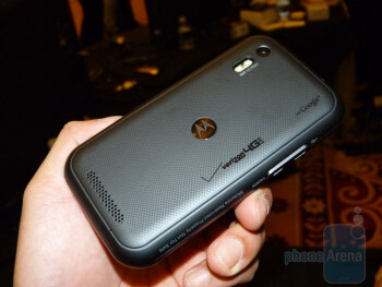 Motorola DROID BIONIC Hands-on