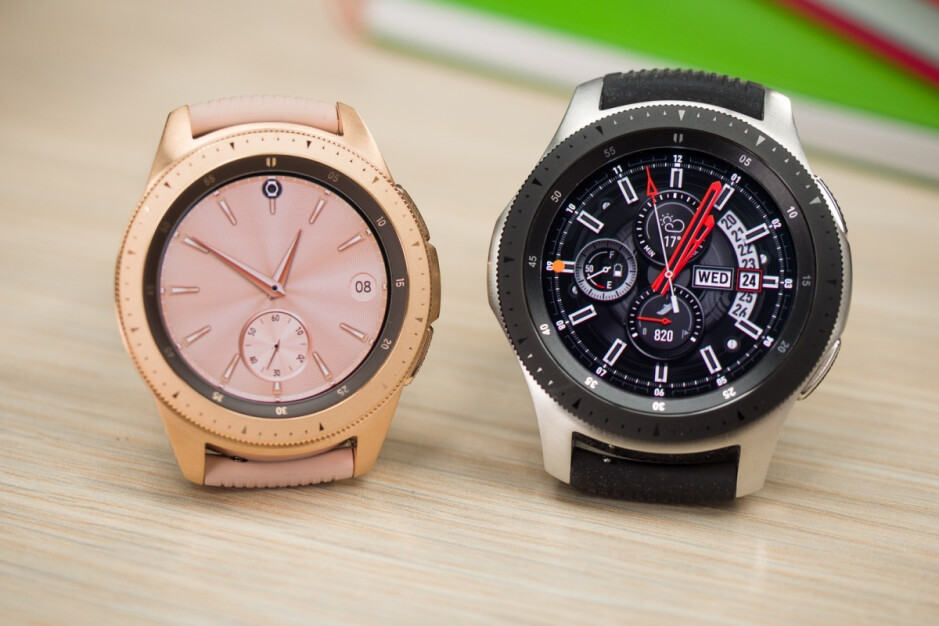 The OG Galaxy Watch in 42 and 46mm sizes - Massive leak reveals key Samsung Galaxy Watch 3 specs and features