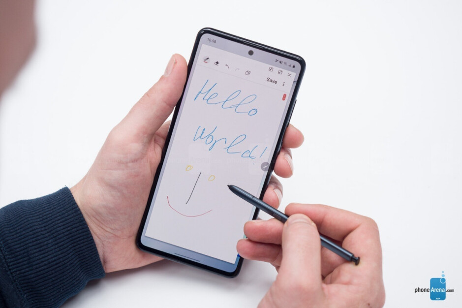 The Note 20 could be a lot costlier than the Note 10 Lite, and that's a problem - Samsung's 'standard' Galaxy Note 20 5G may end up cutting one too many display corners