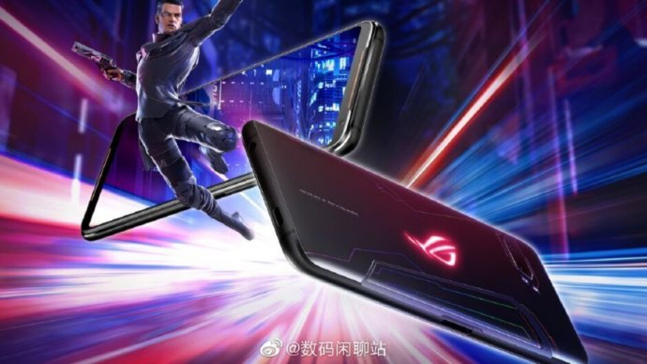 The 5G Asus ROG Phone 3 shows off its love-it-or-hate-it design in leaked hands-on video