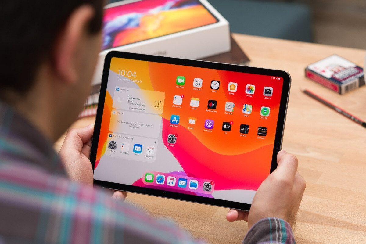 The iPad Pro screen is already a beauty to behold - Apple's next big iPad Pro could still come this year, but it probably won't