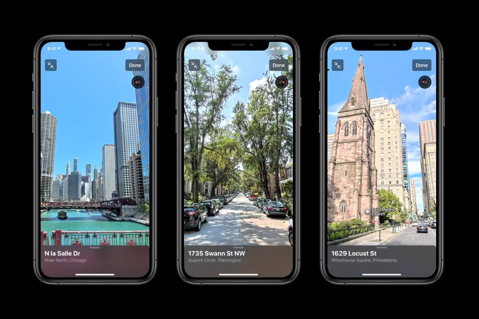 Apple Maps in iOS 14 - iOS 14 is official – All the new features