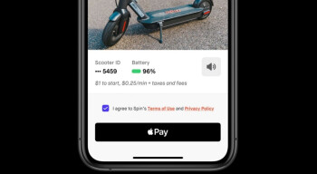 Use app clips and Apple Pay to quickly rent a scooter - App clips, coming with iOS 14, open a small part of an app needed at a specific moment
