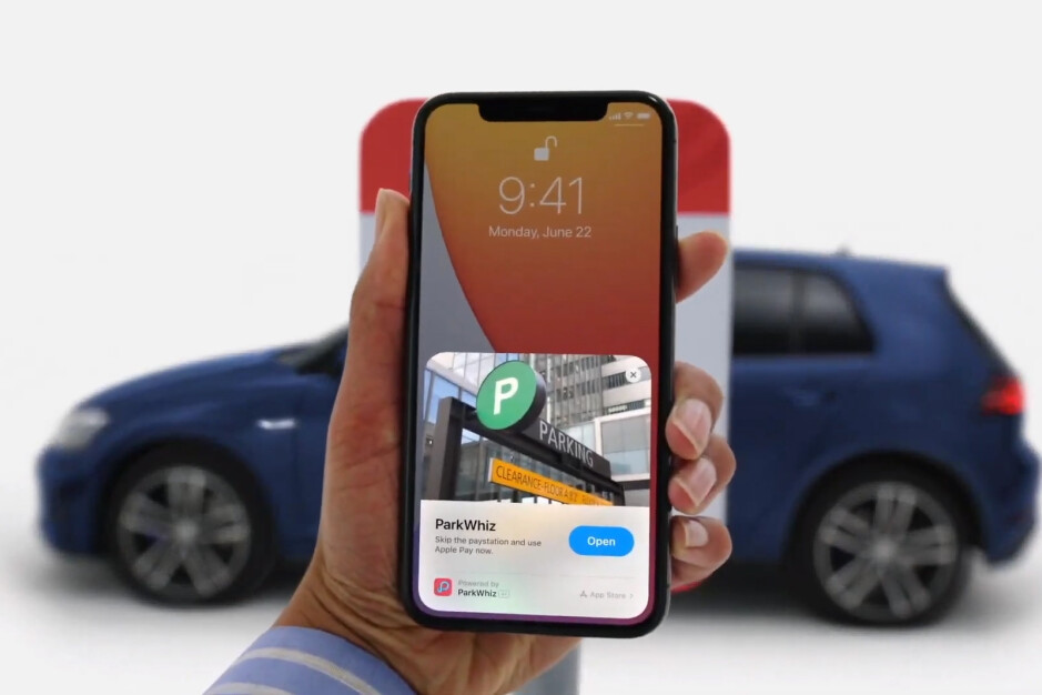 App Clips in iOS 14 are bite-sized portions of apps that can come up in different situations without having to download or install anything on your phone - iOS 14 is official – All the new features