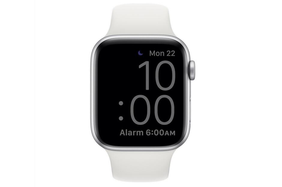 Watch face during sleep - Apple watchOS 7 finally brings sleep tracking