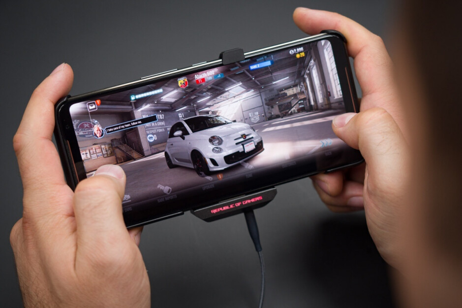 Asus ROG Phone 2 - The 5G Asus ROG Phone 3 will be launched soon, at least in China