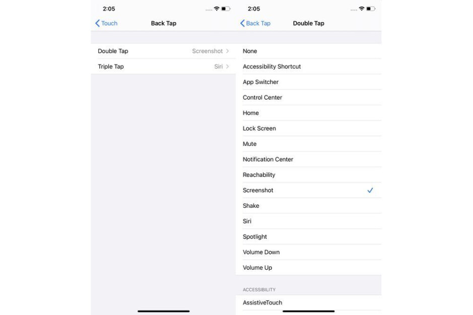 iOS 14 hidden features: Back Tap, Sound Recognition