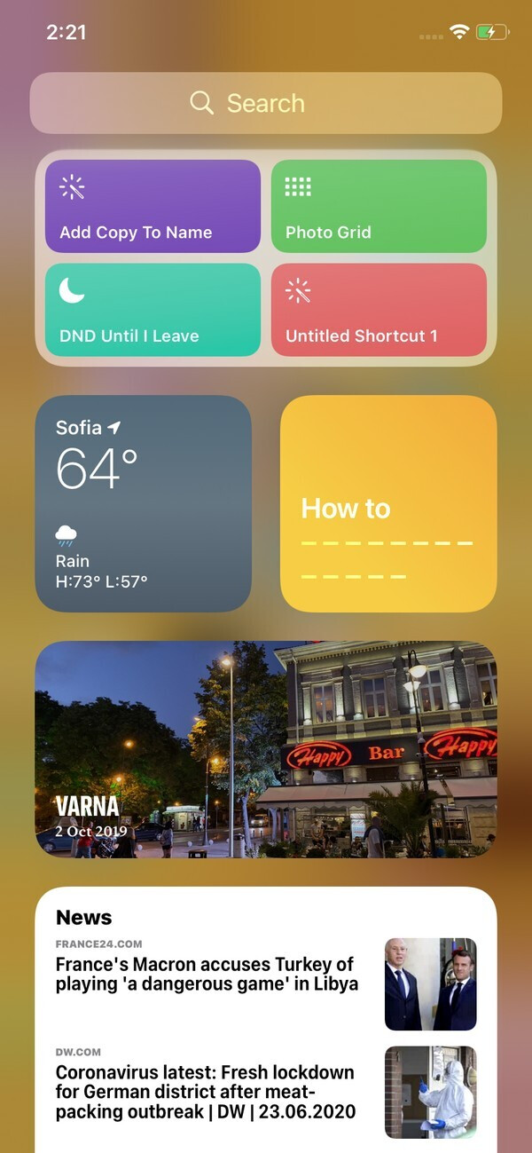 iOS 14 widgets - Apple iOS 14 Review: Hands-on with all the new features