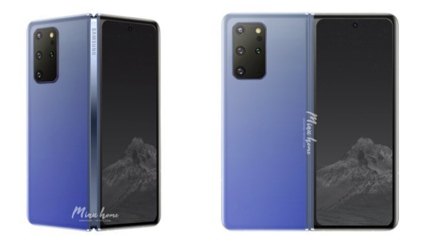 These Galaxy Fold 2 renders are based on leaks - You're not going to like these Samsung Galaxy Fold 2 renders