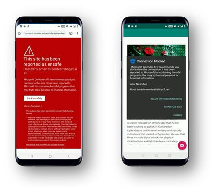 Microsoft Defender starts defending Android