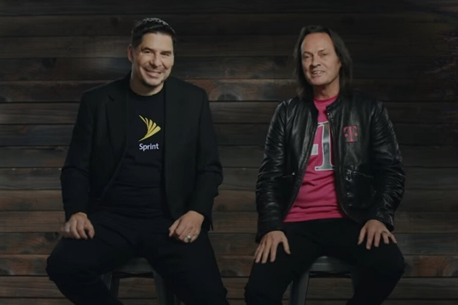 Former Sprint CEO Marcelo Claure, on the left, is buying five million shares of T-Mobile - SoftBank sells T-Mobile shares at a 4 percent discount