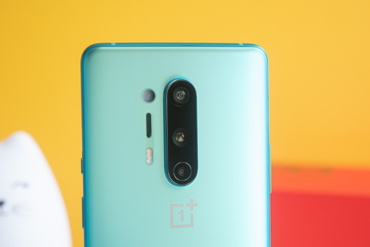 The OnePlus 8 Pro has four rear-facing snappers - New rumor claims to reveal key OnePlus Nord 5G distinguishing feature