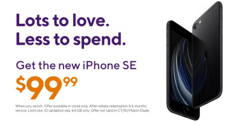 Deal: Metro by T-Mobile lets you save $300 on the new iPhone SE (when you switch)