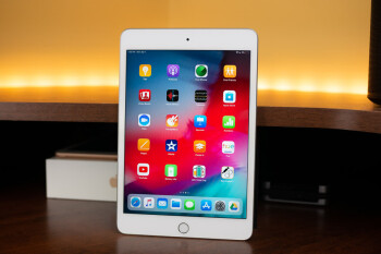 The current 7.9-inch iPad Mini - New 10.8-inch iPad and 8.5-inch iPad Mini coming with 20W charger inside box