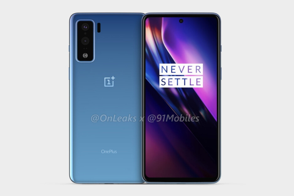 Leaked renders of a presumably cancelled OnePlus 8 Lite prototype - OnePlus Nord 5G gets an upper mid-range SoC and full pre-order schedule