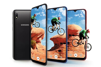 Phones like the Samsung Galaxy A10 could be a big beneficiary of this squabble - Apple iPhone production in India shuts down due to dispute with China
