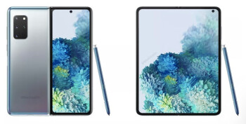 Samsung Galaxy Fold 2 concept render by Ben Geskin - Here's how much the Galaxy Note 20 series and Galaxy Fold 2 5G could cost