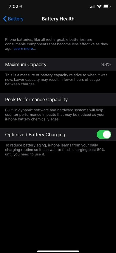The Battery Health feature now monitors whether the current battery on your iPhone can handle complex tasks - Five countries want Apple to pay consumers more money to settle #Batterygate