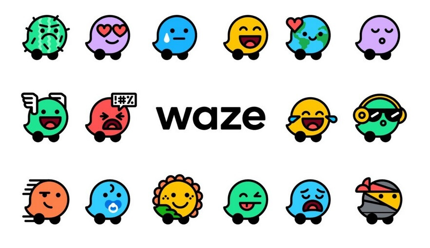 Waze adds new colorful Mood emoticons - Waze has hidden a secret Mood emoticon; here's how you can get it to appear on your phone
