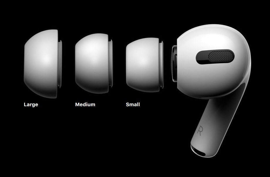 Apple's AirPod Pro comes with customizable ear tips - Verizon has the AirPods Pro on sale for $219.99