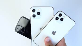 Dummy models representing the 5.4-inch, 6.7-inch, and 6.1-inch screen sizes of the iPhone 12 series - Latest dummy units for the 5G Apple iPhone 12 series remain in line with previous rumors and leaks