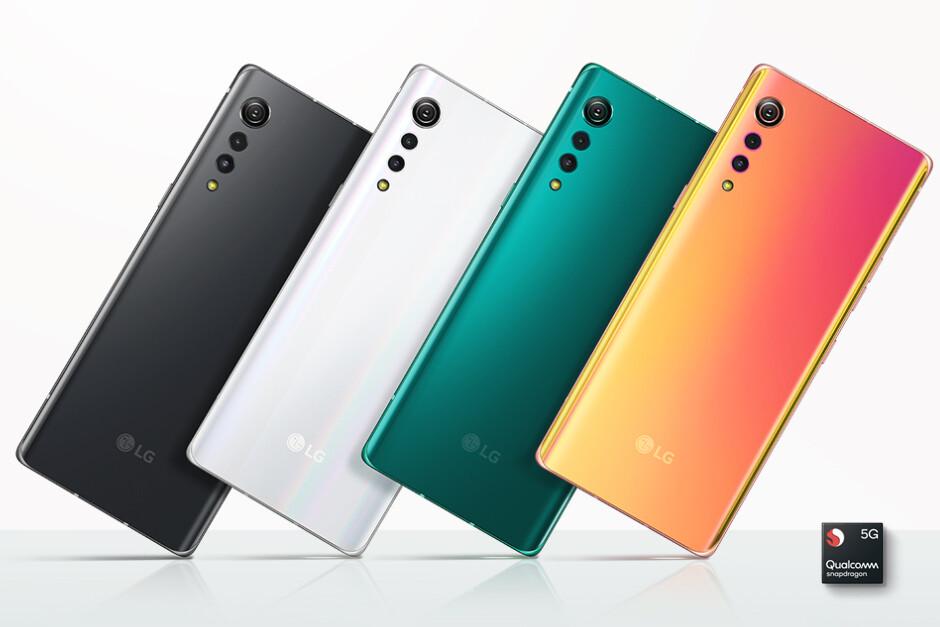 LG Velvet 5G - New evidence suggests LG will launch cheaper 5G smartphones in 2020