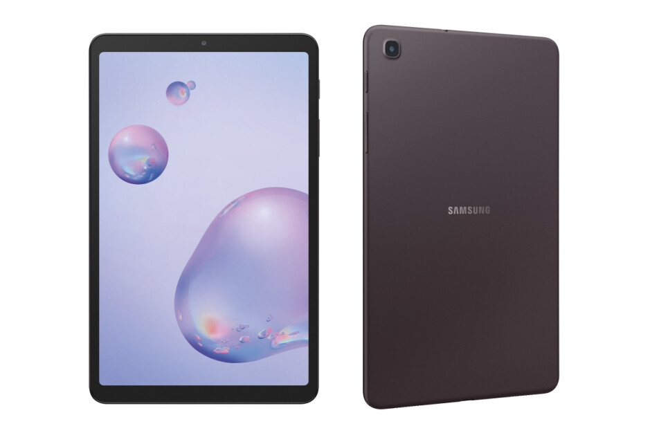 Galaxy Tab A 8.4 (2020) - Samsung is preparing yet another tablet with a flagship chip... from 2018
