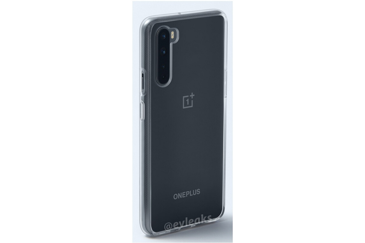 Newly leaked renders reveal the premium OnePlus Nord 5G design in full
