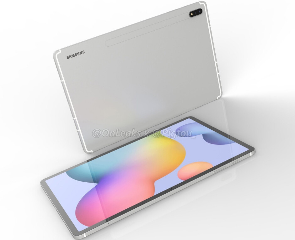 The full specs of the Samsung Galaxy Tab S7+ 5G are out of the bag