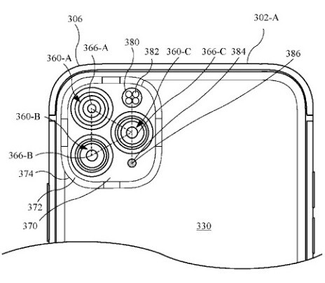 Apple considered this camera module design... - Don't like the camera modules on the current iPhone models? It could have been worse