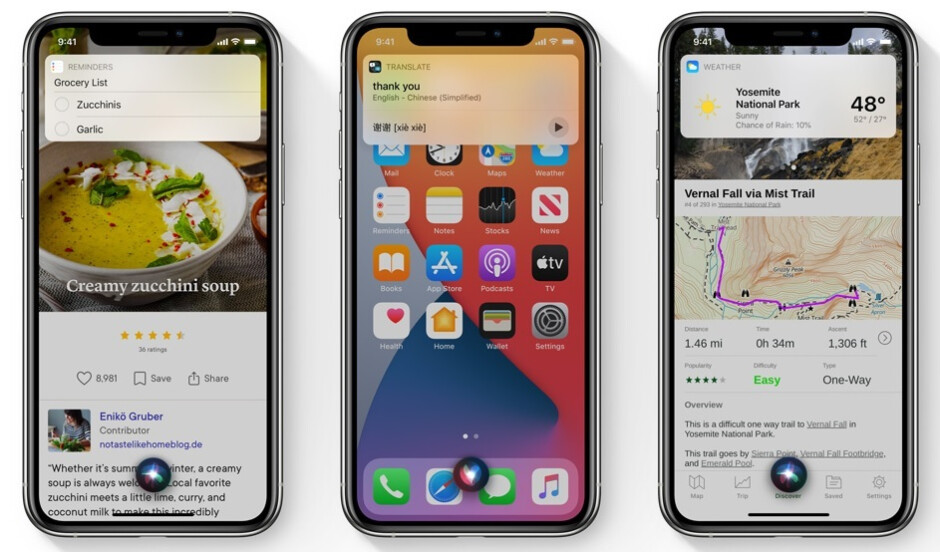Siri gets a facelift in iOS 14 - Here's how you can be the first on your block to run iOS 14 on your iPhone