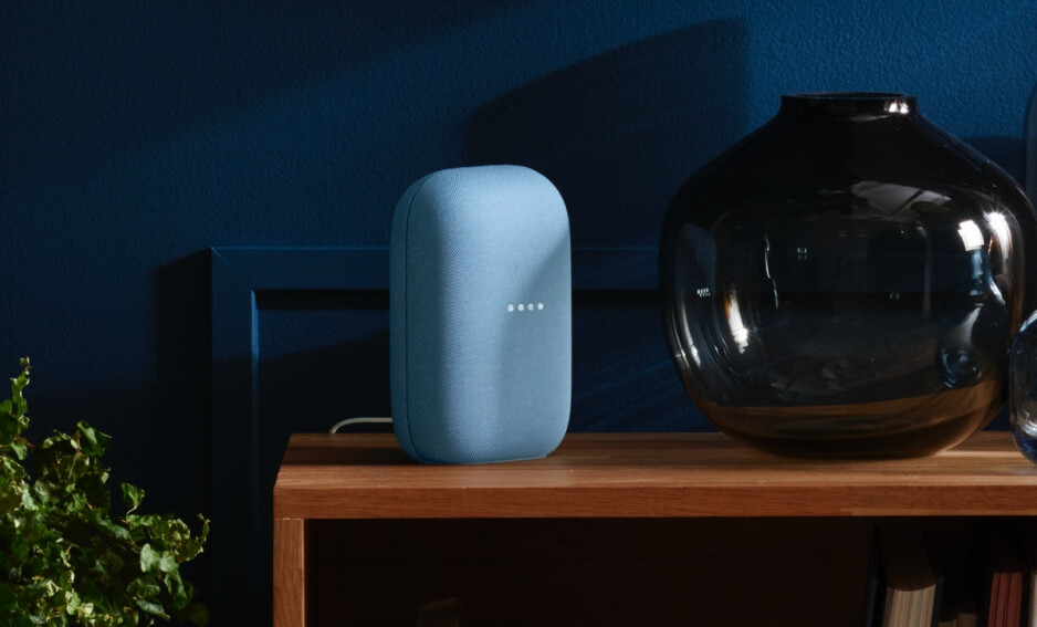 Check out the tall, skinny, and awkward Google Home sequel