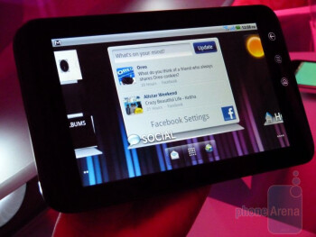 Dell Streak 7 Hands-on