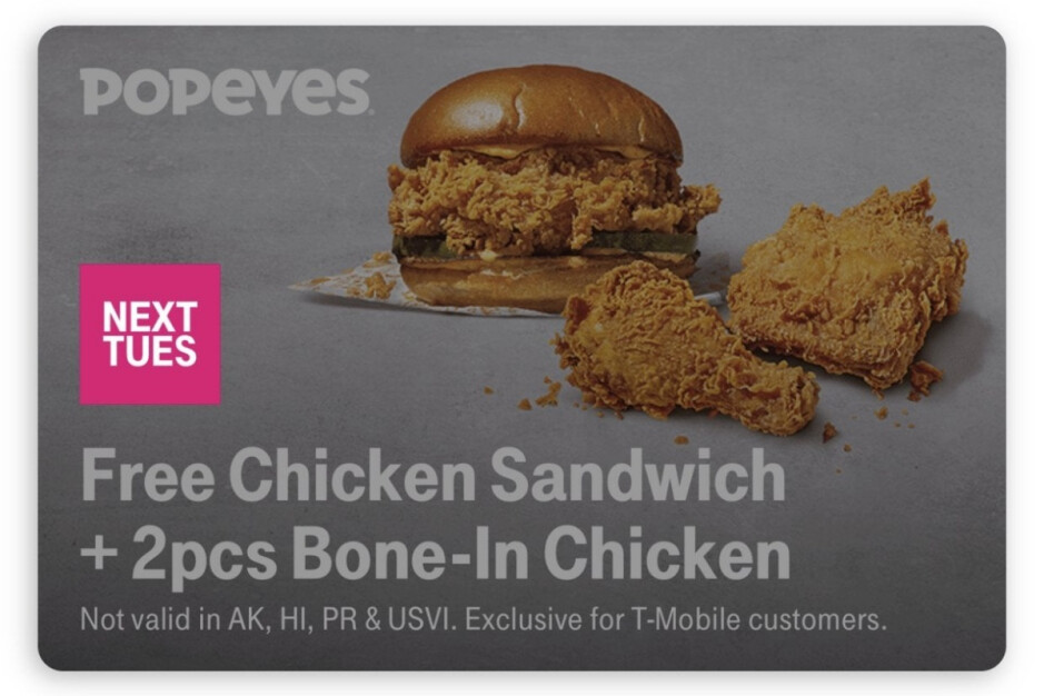 Nope. - This week's best T-Mobile Tuesdays offer never went live, and customers are livid