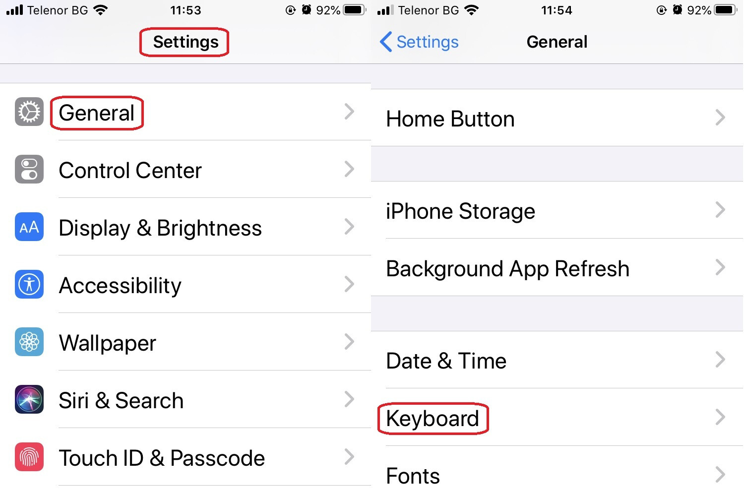 How to turn off autocorrect on iPhone and Android
