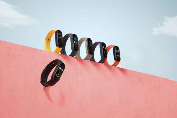 Xiaomi Mi Smart Band 5 is official: bigger screen, 14 days of battery life, lots of colors