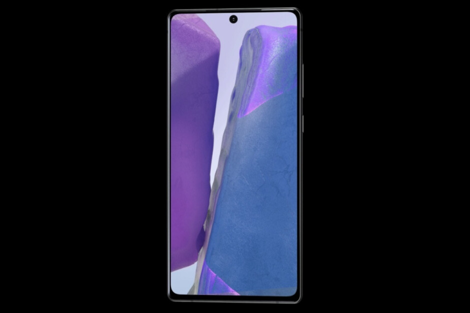 Check out Samsung's flat-screened Galaxy Note 20 5G from all angles
