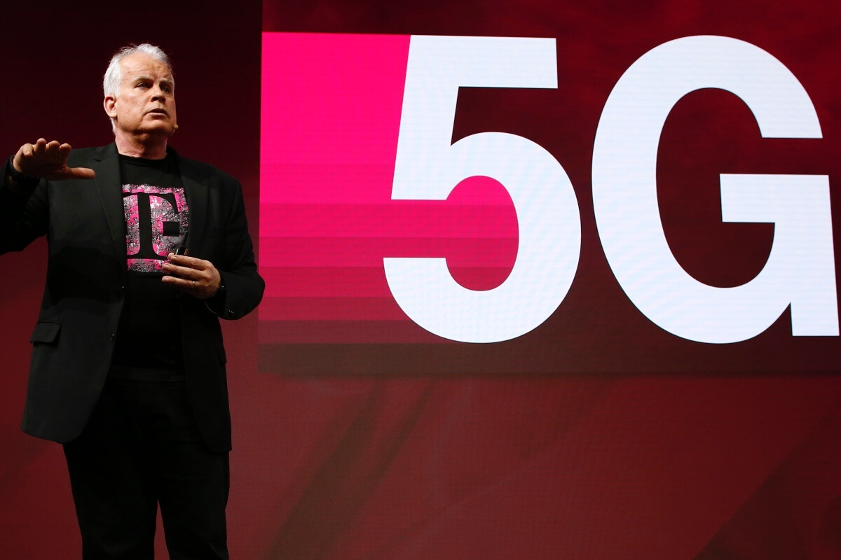 T-Mobile is 'accelerating the path to 5G for all' in three big ways