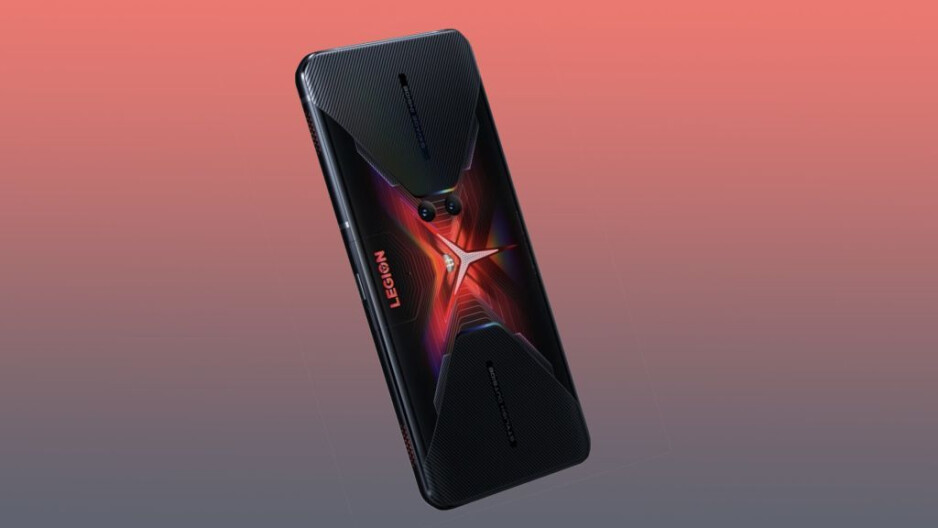 Lenovo's first gaming phone, the Legion, will include Sentons' GamingBar instead of buttons - ASUS ROG Phone 3 and Lenovo Legion to offer users button-less gameplay