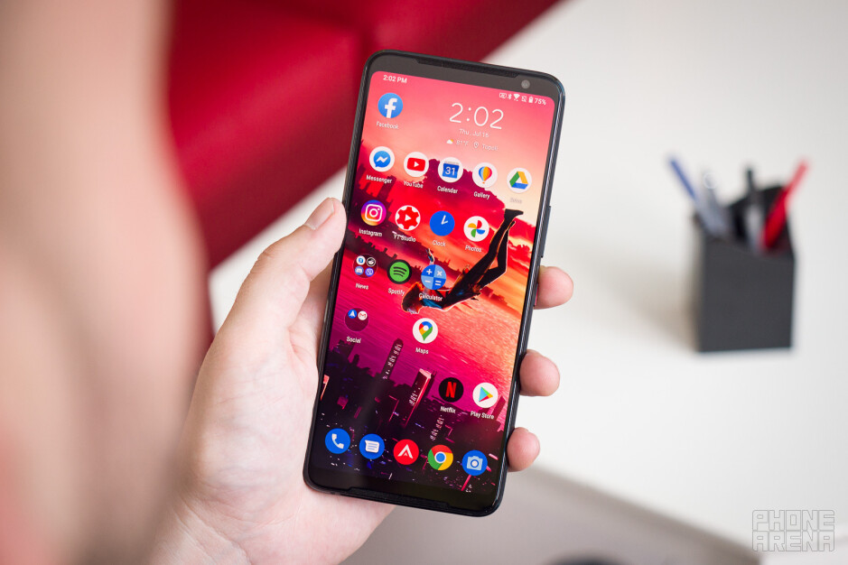 Asus announces the ROG Phone 3 5G: the gamer superphone