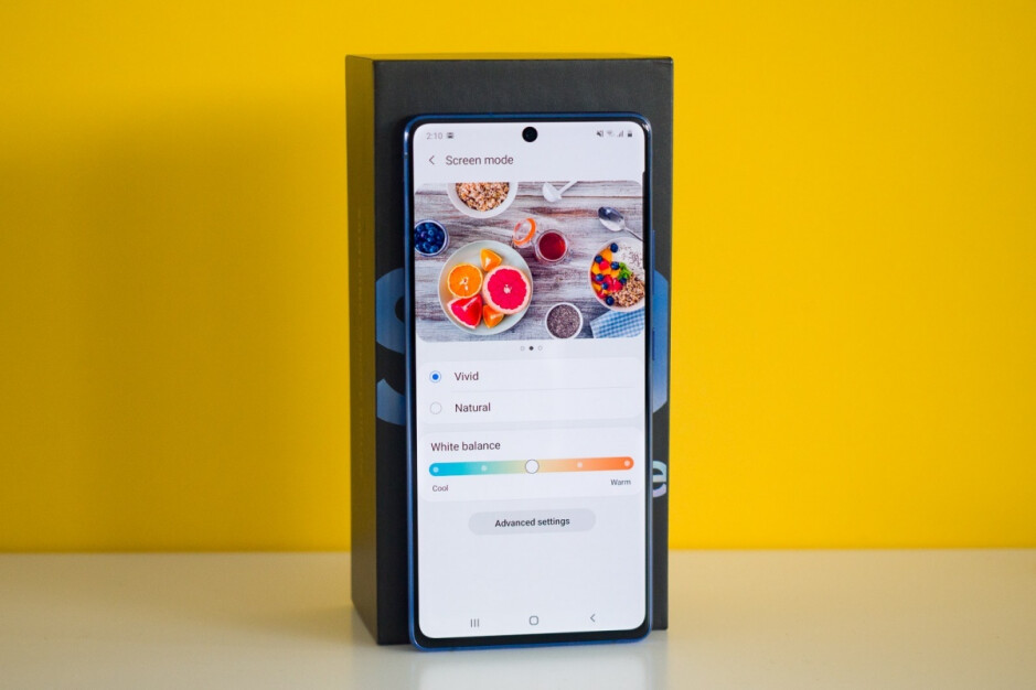 Galaxy S10 Lite - Samsung's Galaxy S20 Fan Edition 5G could trump the Note 20 Ultra in battery life