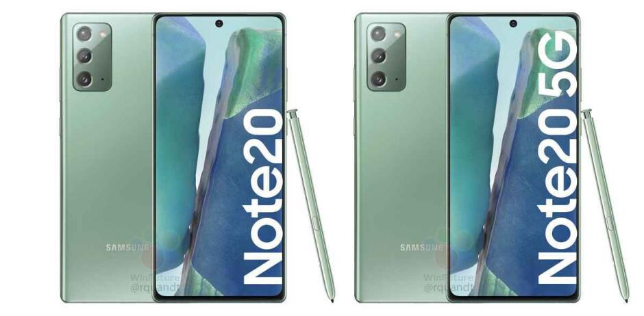 Fresh Galaxy Note 20 5G leak details serious downgrades including plastic build