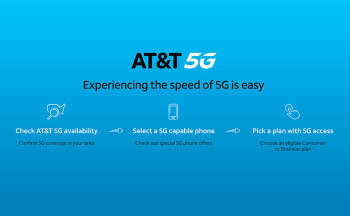 AT&T has announced nationwide 5G service - T-Mobile isn't the only U.S. carrier with a nationwide 5G network
