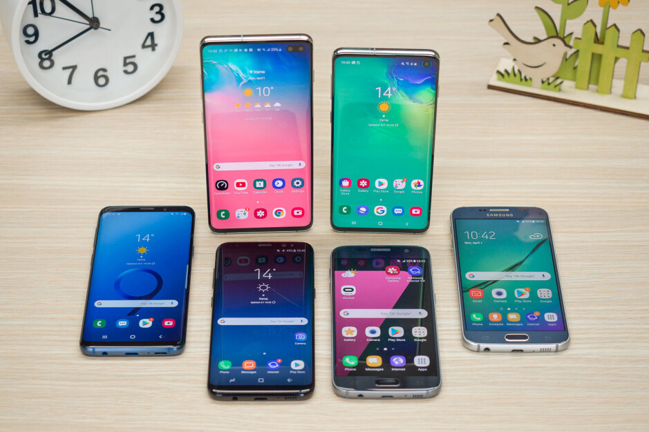 Samsung Galaxy S6 to Galaxy S10 - First 5G Galaxy S21 (S30) series details leak ahead of Galaxy Note 20 debut