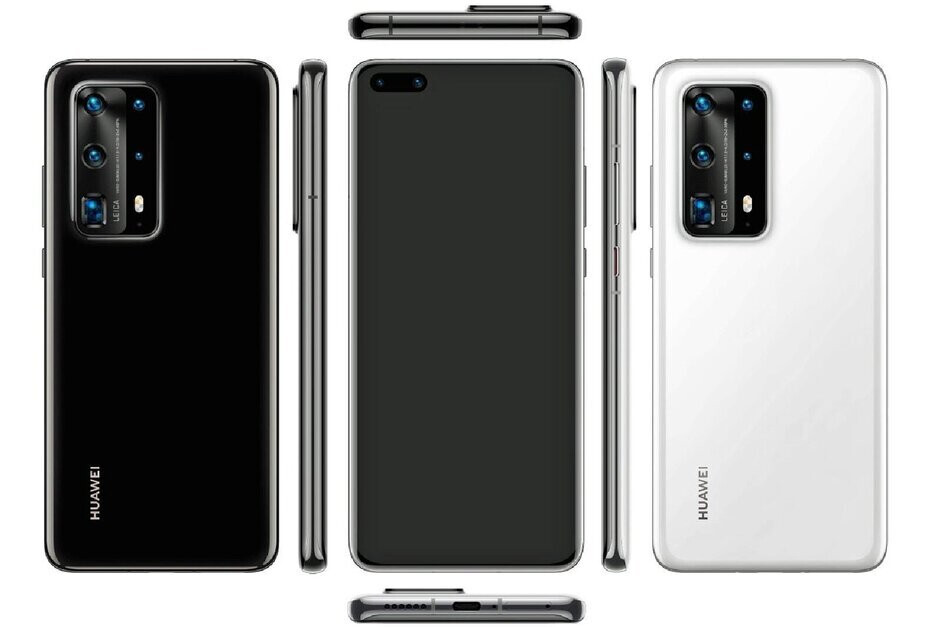 The Huawei P40 Pro launched this year with Huawei Mobile Service included - Huawei's ecosystem is thriving