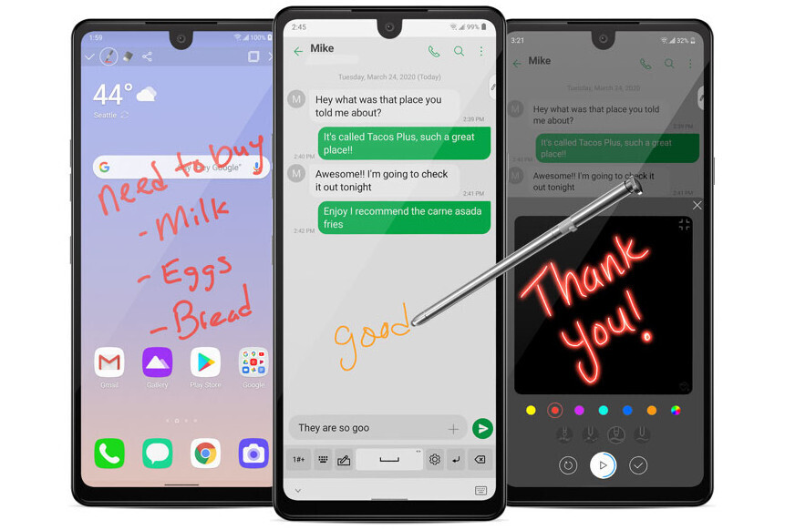 The LG Stylo 6 costs just $120 at Verizon (terms and conditions apply)